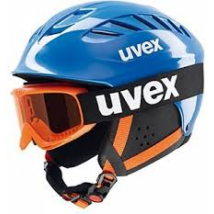 uvex junior szet kék-narancs 51-56