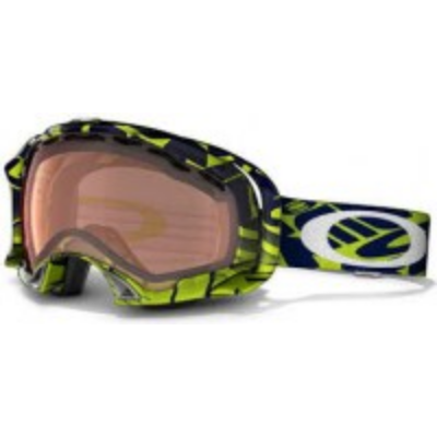 Oakley Splice Block Text Navy/Mint síszemüveg