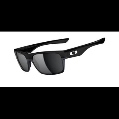 Oakley TwoFace Black polished w/ black iridium poalrized