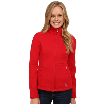 Spyder Virtue Full Zip Mid Weight Core Sweater női felső L