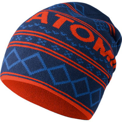 Atomic ALPS SLOUCH BEANIE Midnght/Intense B/PEP
