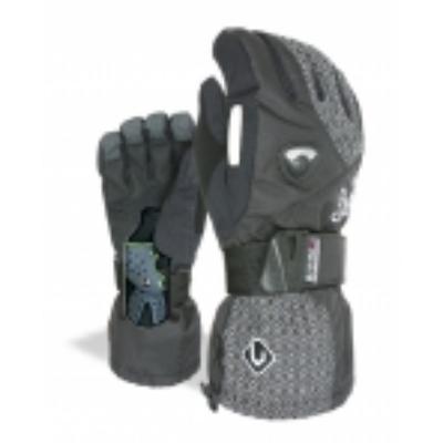 Level Glove Butterfly W Dark 6-XXS