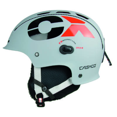 Casco CX-3 Icecube grey
