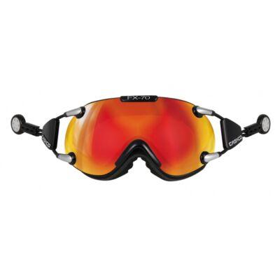 Casco FX-70 síszemüveg Carbon fekete-narancs