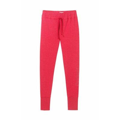 Desigual női piros sportnadrág Essential S