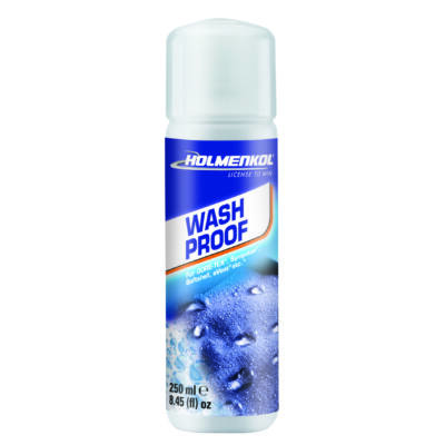 Holmenkol wash proof