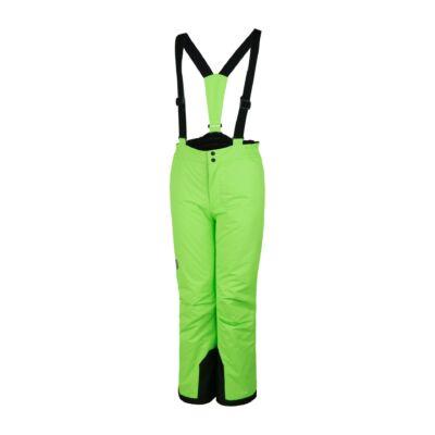 kolor kids zöld sínadrág