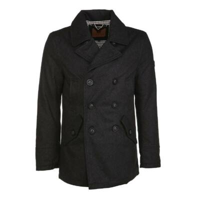 Luhta Aulis férfi gyapjú kabát 52