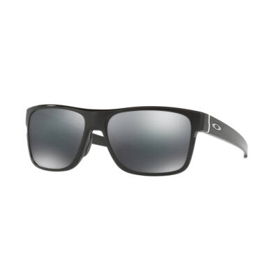 Oakley Crossrange Polished Black w/Black Iridium