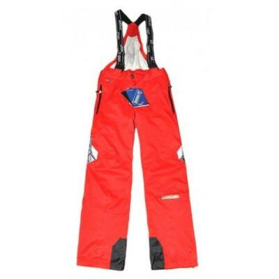 Spyder Bormio férfi piros sínadrág XL