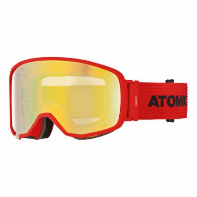 Atomic Revent L FDL Stereo Red síszemüveg