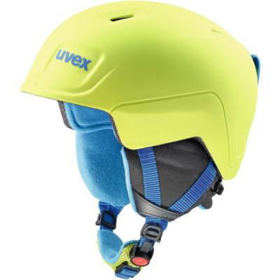 Uvex manic pro lime-blue