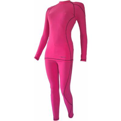Ozone aláöltöző szett pink-fekete
