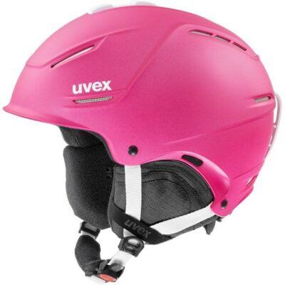 Uvex p1us2.0 sí bukósisak pink met