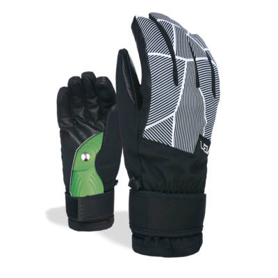 Level Space snowboard gloves