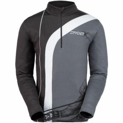Spyder Rival Zip T-Neck aláöltöző
