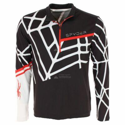 Spyder Vital Zip T-neck aláöltöző