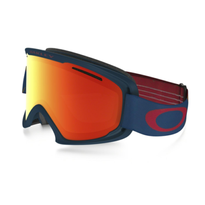 Oakley O2XL neuron Burnished Red w/Fire Iridium síszemüveg
