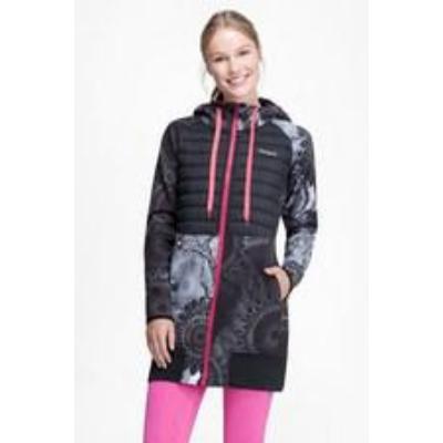 Deaigual Cheq coat női softshell kabát