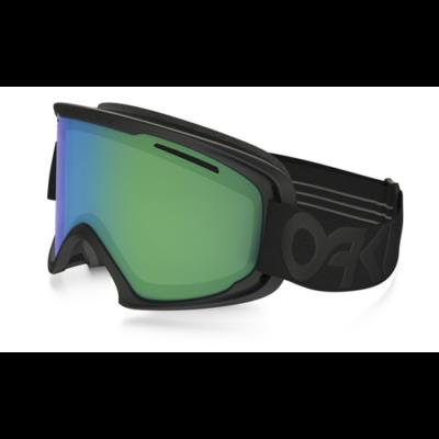 Oakley O2XL Factory Pilot Blackout w/ Jade Iridium síszemüveg
