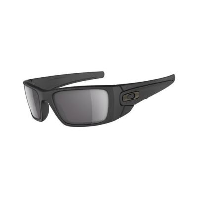 Oakley Fuel Cell Matte Black Grey Polarized napszemüveg